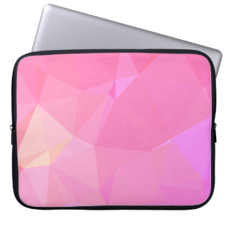 Abstract & Modern Geometric Designs - Orchid Zen Laptop Sleeve