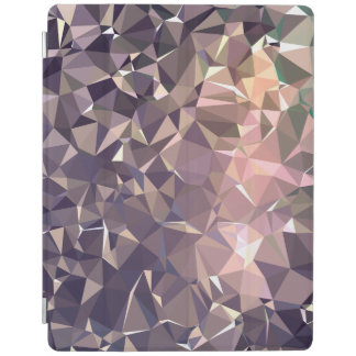 Abstract & Modern Geometric Designs - Space Time iPad Cover