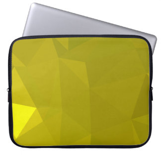 Abstract & Modern Geometric Designs - Sun Valley Laptop Sleeve