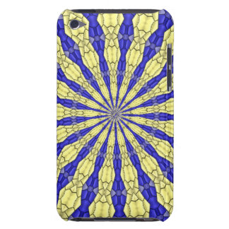 Abstract modern pattern barely there iPod covers