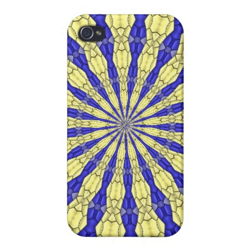 Abstract modern pattern iPhone 4/4S cases