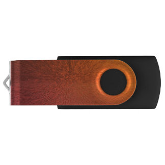 Abstract modern texture. USB flash drive