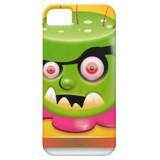 Abstract Monster Case For The iPhone 5