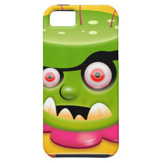 Abstract Monster Tough iPhone 5 Case