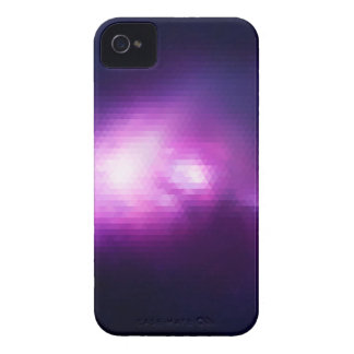 Abstract Mosaic Nebulla with Galactic Cosmic Cloud iPhone 4 Case-Mate Case