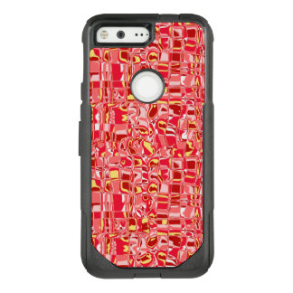 Abstract Mosaic OtterBox Commuter Google Pixel Case