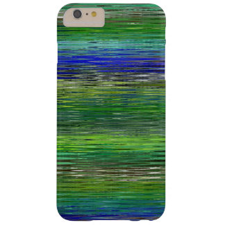 Abstract Mosaic Pattern Barely There iPhone 6 Plus Case