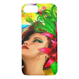 Abstract Mother Nature iPhone 7 Case