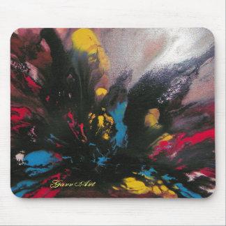 abstract Mousepad - Rush
