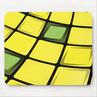 Abstract Mousepad X2