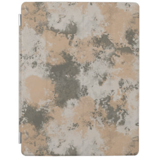 Abstract Mud Puddle iPad Cover