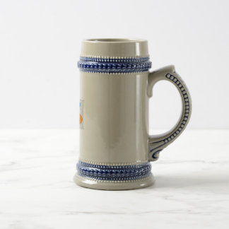 abstract beer steins