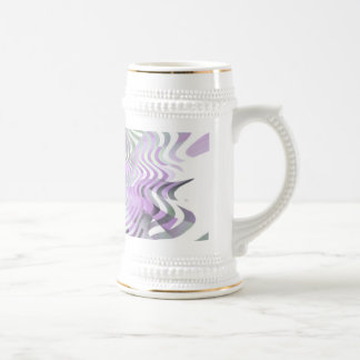 abstract coffee mugs