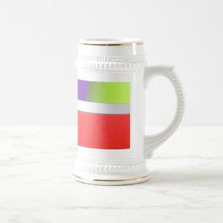 abstract mugs