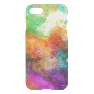 Abstract Multicolor Colorful Texture Modern Design iPhone 8/7 Case