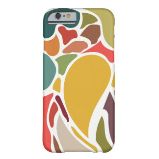 Abstract multicolor iphone 6 case