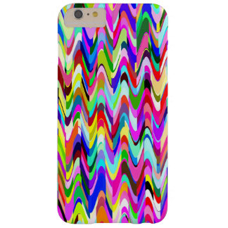 Abstract Multicolor Mosaic Pattern #4 Barely There iPhone 6 Plus Case