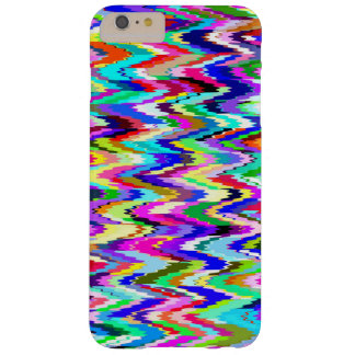 Abstract Multicolor Mosaic Pattern #7 Barely There iPhone 6 Plus Case