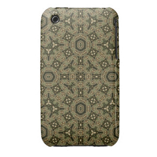 Abstract Multicolored Pattern Blackberry Case