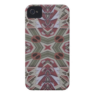 Abstract multicolored Pattern Blackberry Blackberry Cases