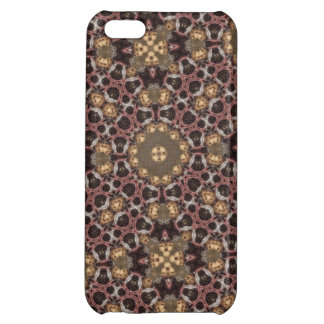 Abstract multicolored pattern case for iPhone 5C