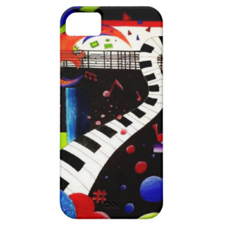 Abstract Music 2013 Barely There iPhone 5 Case