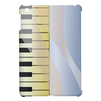 Abstract Music Background iPad Mini Covers