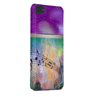abstract music iPod touch (5th generation) cases