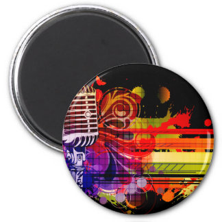 Abstract Music Magnet