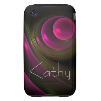 Abstract Name iPhone 3G/3GS Case-Mate Tough™ Tough iPhone 3 Covers