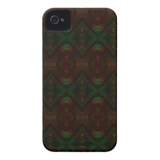 Abstract Native Pattern Blackberry Case