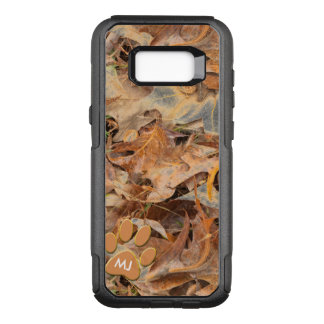 : Abstract Nature Picture Autumn Camo OtterBox Commuter Samsung Galaxy S8+ Case