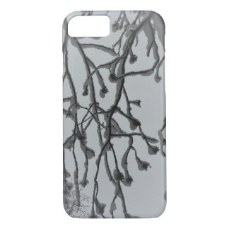 Abstract Nature Tree Snow iPhone / iPad case