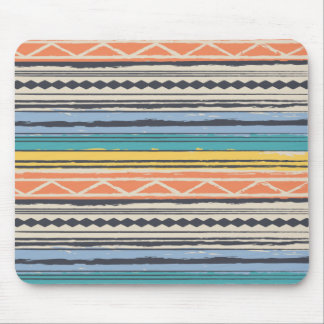 Abstract Navajo Design 2 Mouse Pad