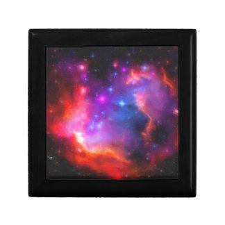 Abstract Nebula of Magellanic Cloud Gift Box