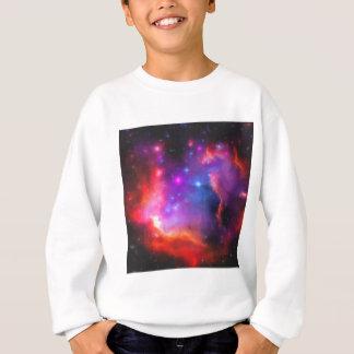Abstract Nebula of Magellanic Cloud Sweatshirt