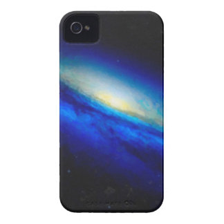 Abstract Nebulla with Galactic Cosmic Cloud 26 iPhone 4 Case-Mate Case