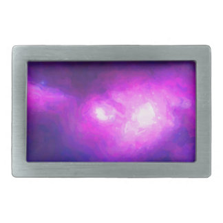 Abstract Nebulla with Galactic Cosmic Cloud 28 Belt Buckle