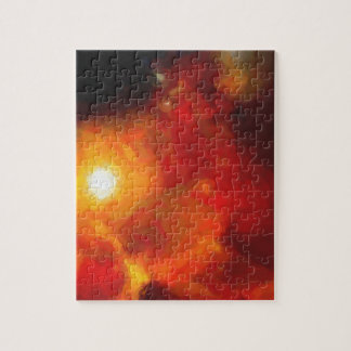Abstract Nebulla with Galactic Cosmic Cloud 30 Jigsaw Puzzle