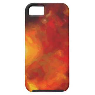 Abstract Nebulla with Galactic Cosmic Cloud 30 Tough iPhone 5 Case