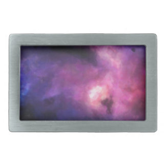 Abstract Nebulla with Galactic Cosmic Cloud 33 Belt Buckle