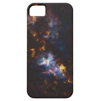 Abstract Nebulla with Galactic Cosmic Cloud 34 iPhone 5 Covers
