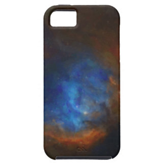 Abstract Nebulla with Galactic Cosmic Cloud 39 iPhone 5 Case