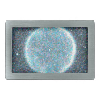 Abstract Nebulla with Galactic Cosmic Cloud 41 Cir Belt Buckle