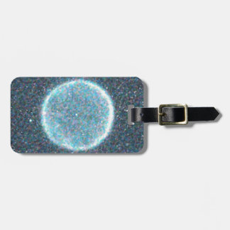 Abstract Nebulla with Galactic Cosmic Cloud 41 Cir Luggage Tag