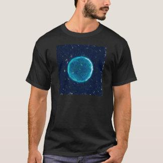 Abstract Nebulla with Galactic Cosmic Cloud 41 Cir T-Shirt
