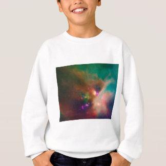 Abstract Nebulla with Galactic Cosmic Cloud 44 med Sweatshirt