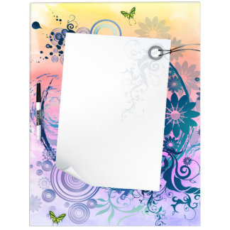 Abstract Note 2 R1 Dry-Erase Board Options