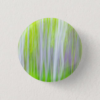 Abstract of Aspen Trees | Yakima River Trail, WA 3 Cm Round Badge