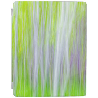Abstract of Aspen Trees | Yakima River Trail, WA iPad Cover